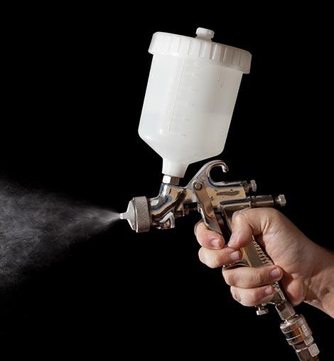 about-spray-gun